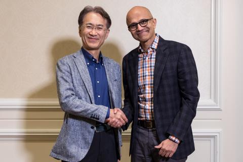 Microsoft i Sony wspólnymi siłami rozwiną branżę cloud gamingu