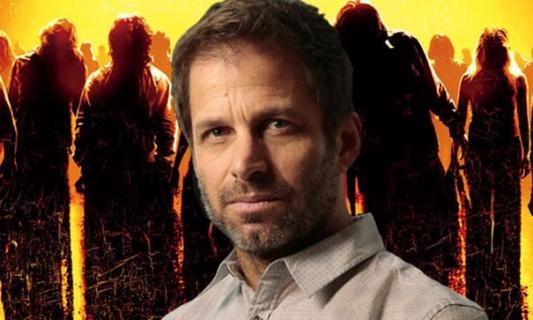 Zack Snyder zapowiada kolejne trzy projekty po Army of the Dead
