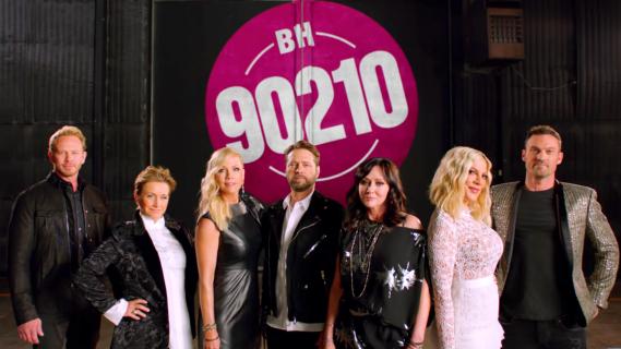 BH90210, neXt, Prodigal Son i inne. Zwiastun nowych seriali stacji FOX