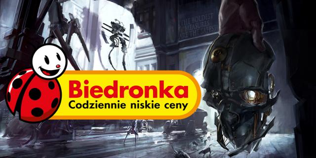 Biedronka ponownie zachęca graczy. Tekken 7, Doom, Prey i inne gry w promocji