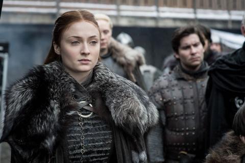 Gra o tron - Sophie Turner komentuje zakończenie wątku Sansy Stark