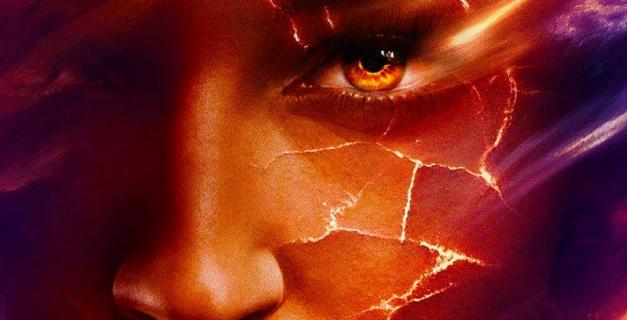 X-Men: Mroczna Phoenix - bohaterka na ruchomym plakacie