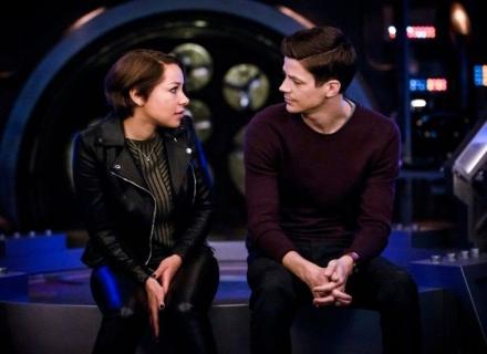 Flash: sezon 5, odcinek 22 (finał sezonu) - recenzja