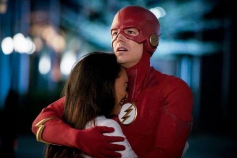 Flash: sezon 5 - zdjęcia z finałowego odcinka