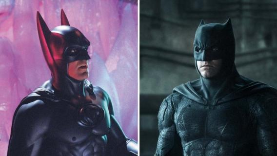 George Clooney do Bena Afflecka o roli Batmana: Nie rób tego!