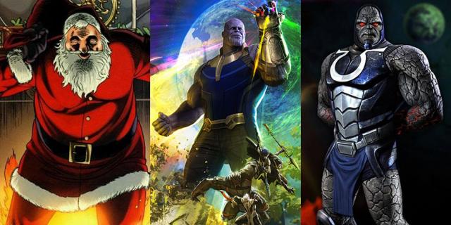 Kto przed Avengers: Endgame założył w komiksach Rękawicę Nieskończoności? Są zaskoczenia