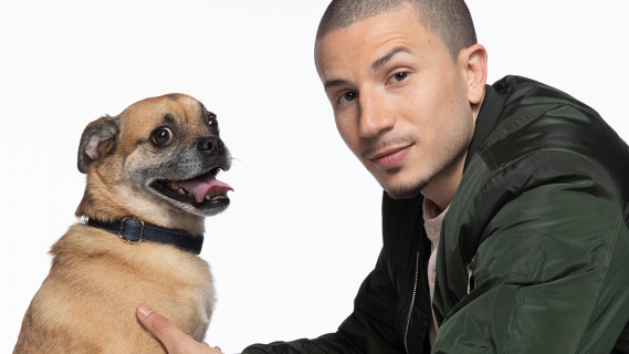 It's Bruno - opowieść o mężczyźnie i jego psie. Zwiastun serialu Netflixa