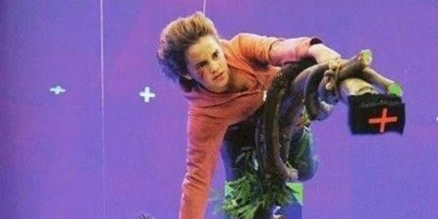 Harry Potter - te zdjęcia sprawiają, że magia pryska. Zabawna galeria zza kulis