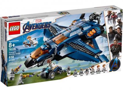 LEGO Marvel Avengers - przegląd oferty związanej z filmami o superbohaterach