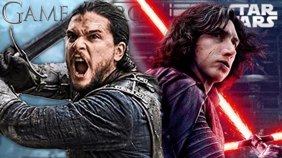 Gwiezdne Wojny - fani nie chcą, by scenarzyści serialu Gra o tron zajęli się sagą