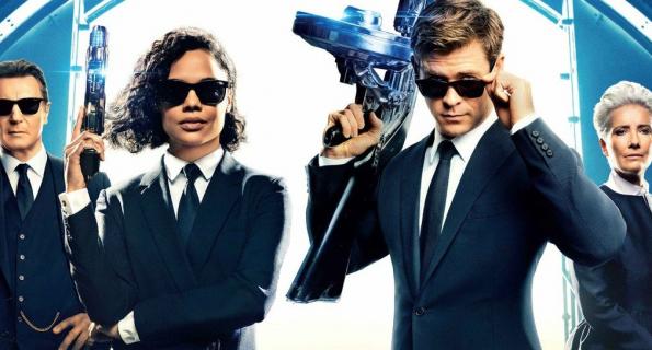Men in Black: International - czy to dobry film? Są recenzje krytyków