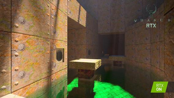 Quake II RTX za darmo. Zobacz zwiastun wyjątkowej wersji klasyka