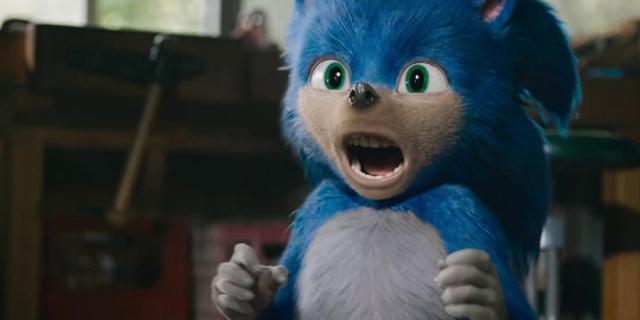 Jeż Sonic - data premiery filmu na podstawie gier przesunięta