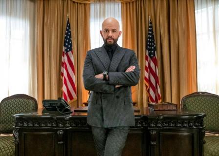 Supergirl - Lex Luthor w Białym Domu. Zobacz zdjęcia z finału 4. sezonu