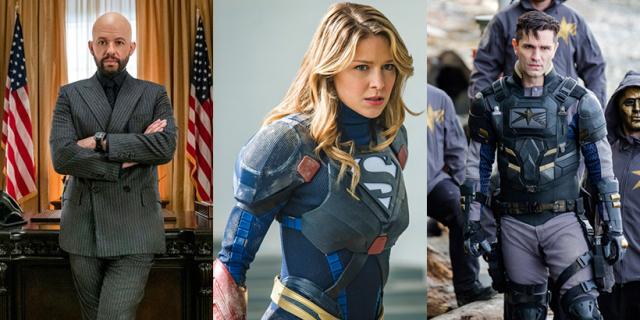 Supergirl: sezon 4, odcinki 20-22 (finał sezonu) - recenzja