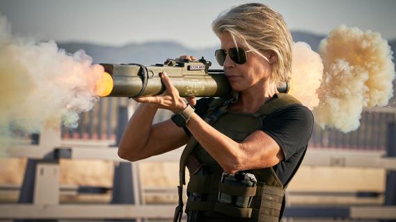 Terminator: Mroczne przeznaczenie - kim jest teraz Sarah Connor? Cameron o filmie