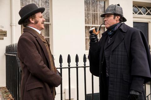 Holmes i Watson - recenzja filmu