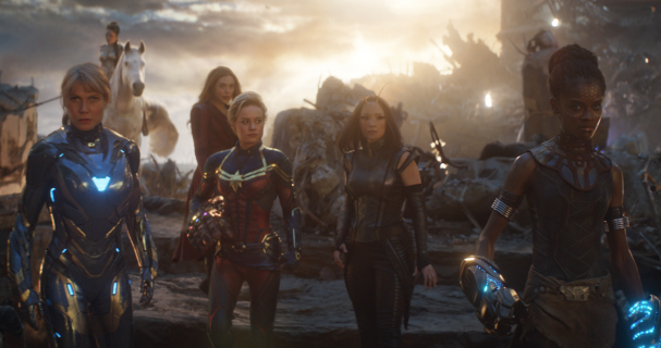 Avengers: Endgame - fani przemontowali film. Wycięli feministyczne wątki