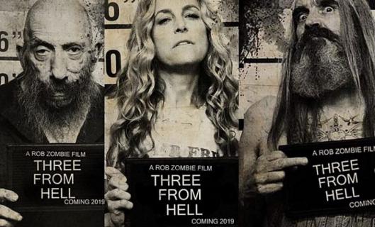 3 From Hell - zwiastun i plakaty promujące nowy film Roba Zombie