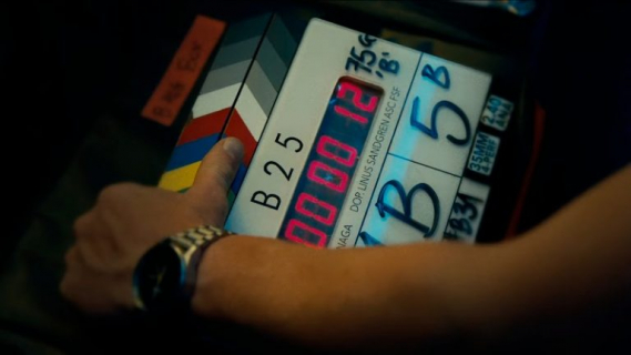 Bond 25 - oficjalne wideo zza kulis filmu