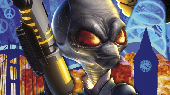 Crypto-137 sieje zamęt. Zobacz 20 minut z remake'u Destroy All Humans!