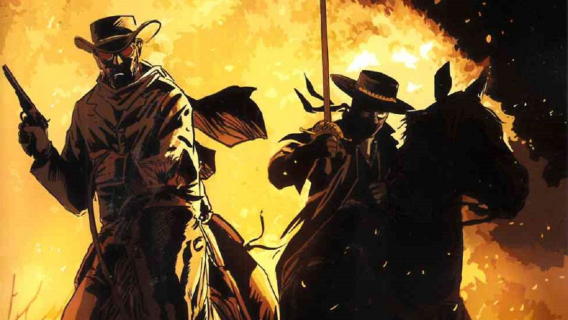 Django/Zorro - powstanie filmowa adaptacja komiksu. Tarantino za kamerą?