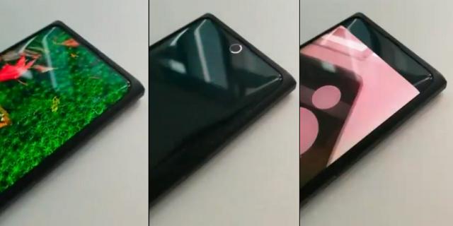 Oppo i Xiaomi ukryły aparat pod ekranem