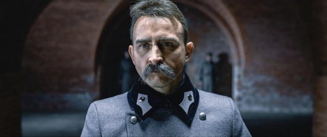 Piłsudski - teaser filmu historycznego. Borys Szyc w tytułowej roli