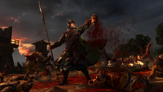 Total War: Three Kingdoms - zobacz krwawy zwiastun dodatku Reigns of Blood