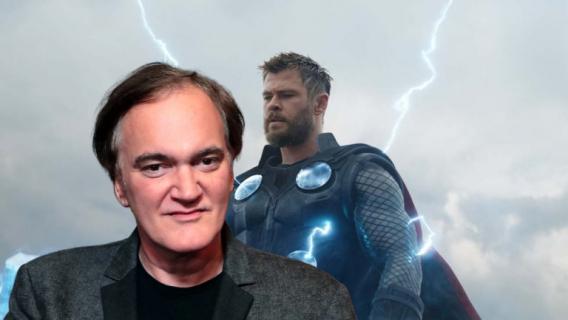Quentin Tarantino też ogląda filmy MCU. Który jest jego ulubionym?