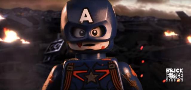 Avengers: Endgame - najlepsza scena filmu w wersji LEGO