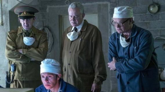 Czarnobyl - Rosyjscy komuniści chcą zakazać emisji serialu HBO