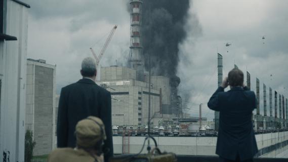 Czarnobyl - Myszka Miki dostrzeżona w serialu. Scenarzysta komentuje