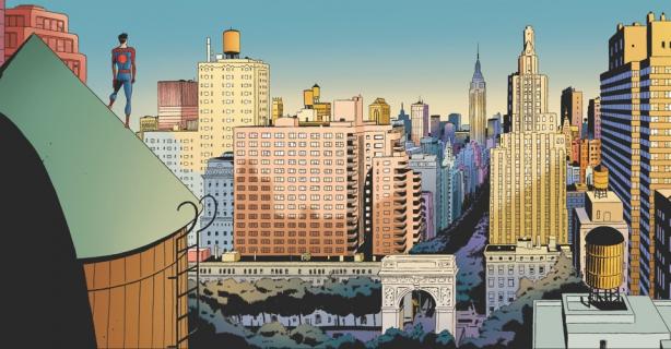 Marvel w Google Maps. Fan stworzył mapę kultowych miejsc z komiksów