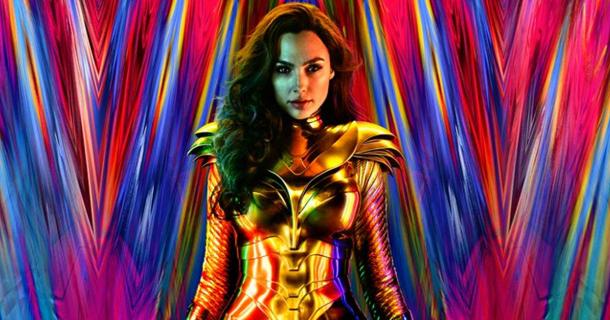 Wonder Woman 1984 - zjawiskowa Gal Gadot i nowa zbroja! Zobacz plakat
