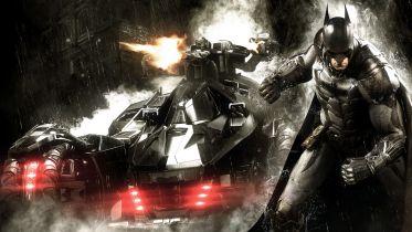 Aktor udzielający głosu Batmanowi chciałby kolejnych gier z serii Arkham