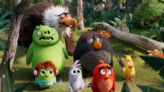 Angry Birds 2 – finałowy zwiastun animacji