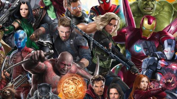 Kinowe Uniwersum Marvela dostało swój szczery zwiastun