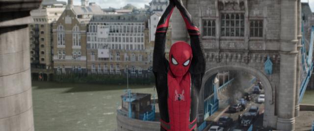 Spider-Man: Daleko od domu - nowy spot promocyjny pełen akcji