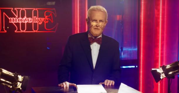 Nie do wiary - kultowy polski program o Stranger Things. Świetna reklama Netflixa