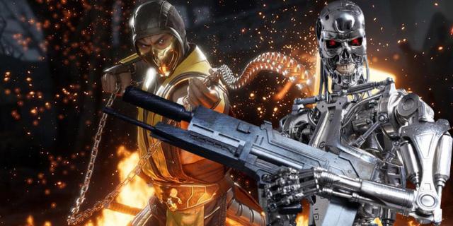 Mortal Kombat 11 - Terminator może trafić do gry jako grywalna postać