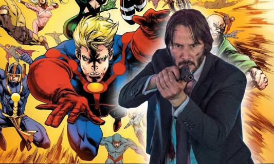 MCU - Keanu Reeves zagra w The Eternals?