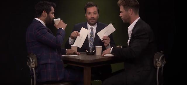 Chris Hemsworth vs Kumail Nanjani w pojedynku na szczere wyznania