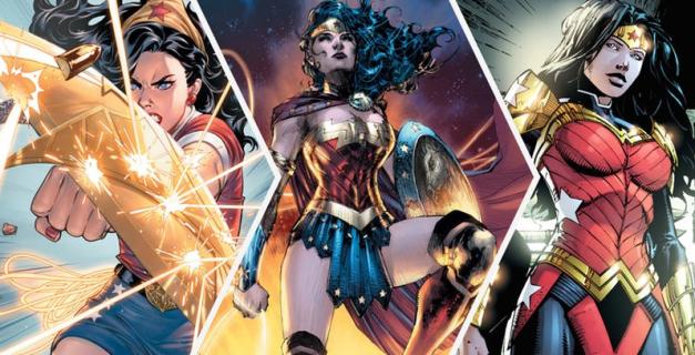 Wonder Woman 1984, królowa na zawsze. Oto najlepsze stroje bohaterki