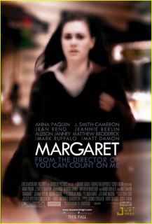 Margaret - plakat