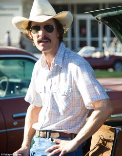 """Matthew McConaughey - """"Witaj w klubie"""""""