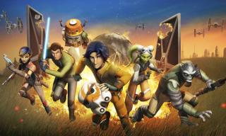 Star Wars Rebelianci - premiera na PULS 2