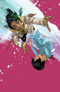 Saga - okładka zeszytu #28