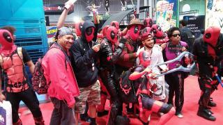New York Comic Con - zdjęcia z pierwszego dnia