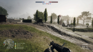 Battlefield 1 - screeny z gry